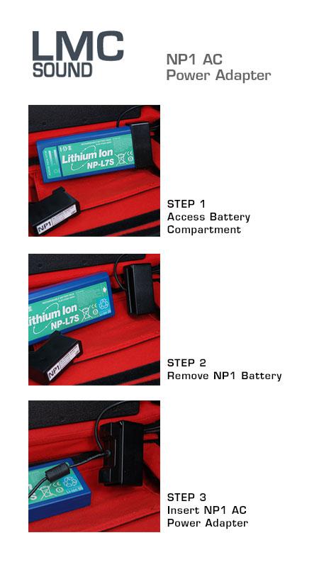 NP1 Ac Power Adapter